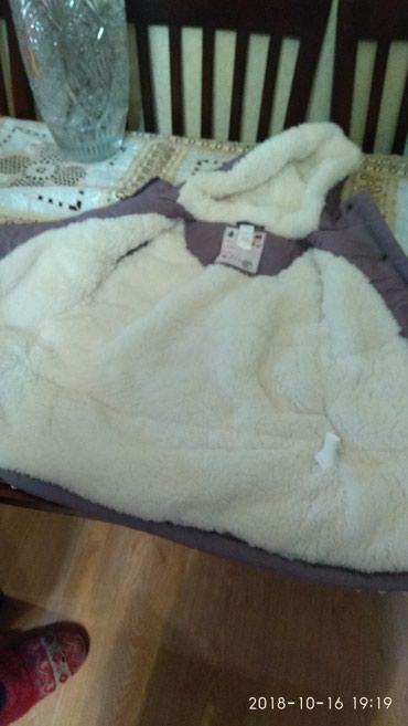 Bakı şəhərində Продается куртка для девочки возраста