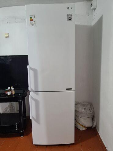 квартиры в рассрочку в кара балте in Кыргызстан   ПРОДАЖА КВАРТИР: Новый   Белый холодильник LG
