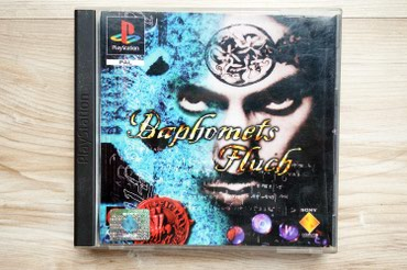 PlayStation 1 - Baphomets Fluch - Kucevo