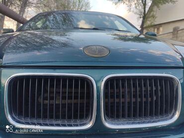 BMW - Зеленый - Бишкек: BMW 325 2.5 л. 1994 | 22222 км