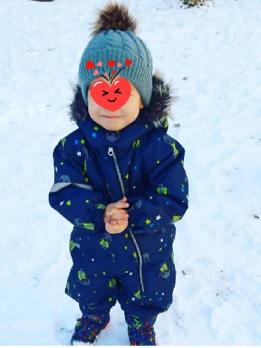 Детский мир - Орловка: Комбинезон финский Lassie by reimaутеплитель 180гр спинка флисткань