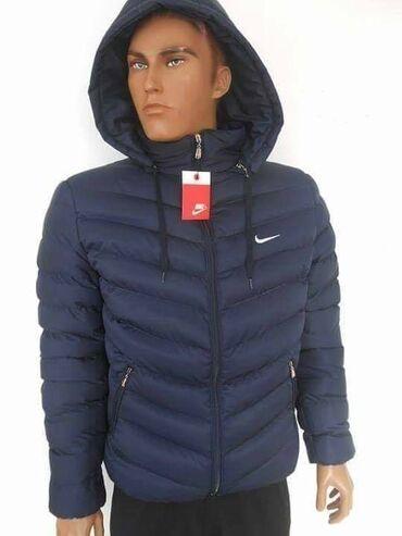 Muske jakne zimske - Srbija: Muska zimska jakna sa kapuljacomKapuljaca se skida, ima unutrasnji i