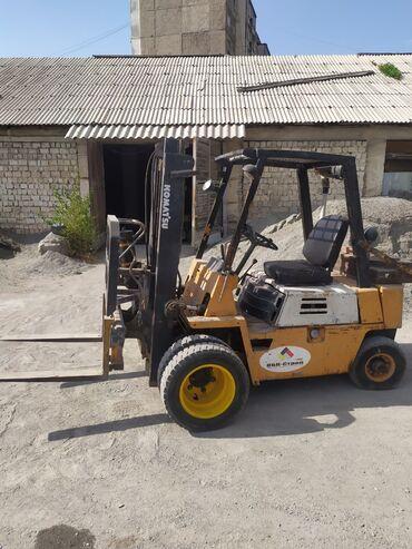 дизель квартиры в бишкеке продажа в Кыргызстан: Продается вилочный погрузчик (кара) komatsu