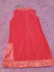 Haljinica za devojcice,plisana,nova,nenosena,sa etiketom. Proizvodjac - Kraljevo