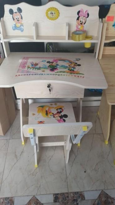 uşaq masaları - Azərbaycan: Masa desti usaq ucun 155 azn