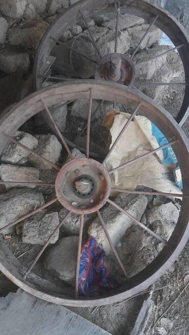 сельхозтехника в Кыргызстан: Колеса на подвесное оборудование для сельхозтехники