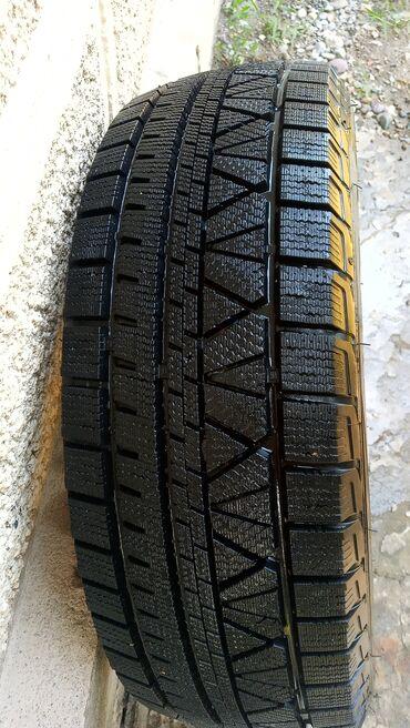 Продаю комплект четыре зимние шины 195/65/15R/ за 8000 сом идеальное