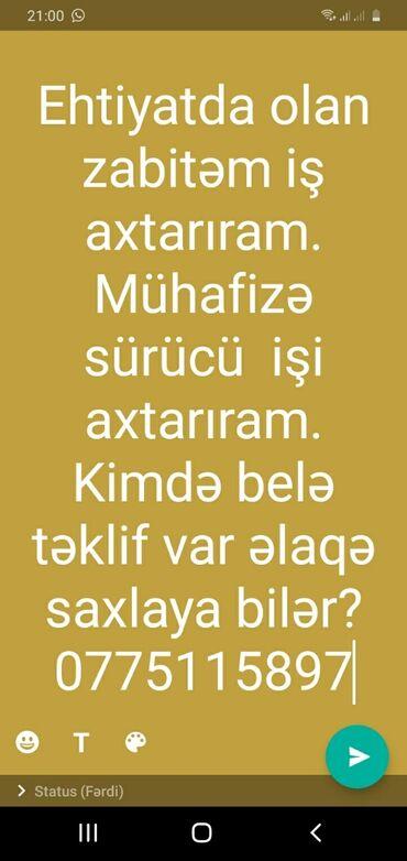 13 elan   İŞ: Cangüdən, təhlükəsizlik