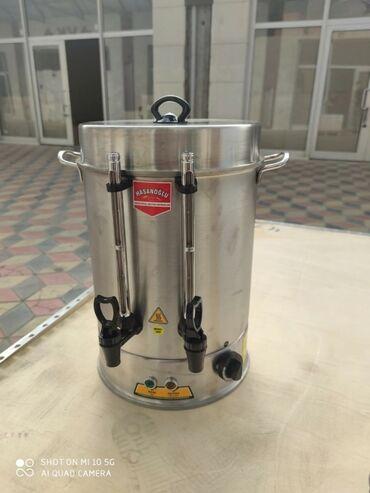 Samovar elektrik samovar tok samovariHasanogluTürkiyə istehsaliQalın