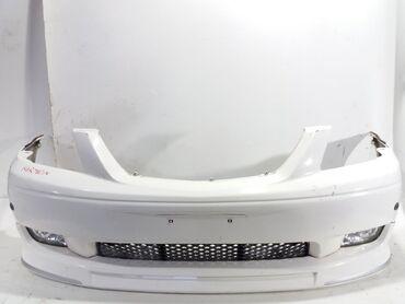 Mazda MPV 2001 бампер, Мазда МПВ 2001,  Бампер передний, передний бамп