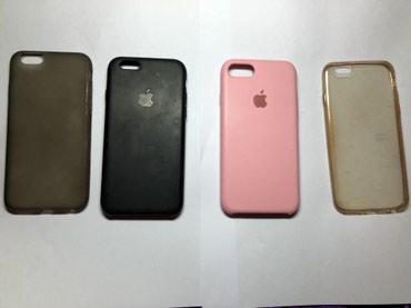 Чехлы на iPhone 5/5S/SE    iPhone 6/6S    в Бишкек - фото 3