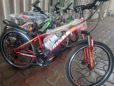 Велосипед для подростков Скорость 21Размер рамы 15Размер калесы