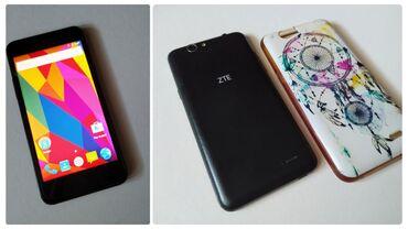 ZTE в Кыргызстан: Продам телефон ZTE Blade L4 Pro. Android 5.1, 2 сим-карты, встроенная