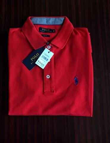 Ralph lauren - Srbija: ORIGINAL - POLO Ralph Lauren muška majica KVALITET - materijal pamuk +