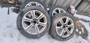 шины 18570 r14 в Кыргызстан: Титановые диски+шиныРазмер-174 штукисост идеалТеги.ШинаШиныДискиТитаны
