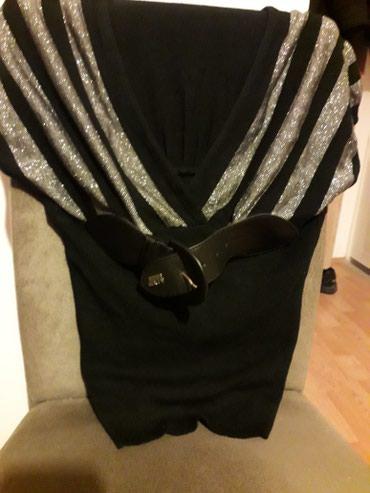 Bluza elegantna, moderna sa kaišem s/m iz Italije - Novi Sad