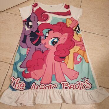 My LITTLE PONY- moj mali poni preslatka haljina za devojcice. oko