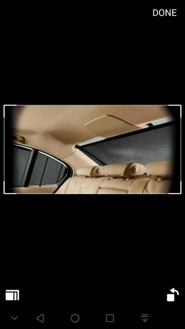 Zavesa za auto stakla.Zaštita od sunca set 6 mreža.Set sadrži : 4