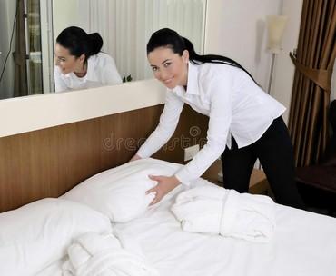 """В гостиницу """" Оазис"""" требуются в Бишкек"""