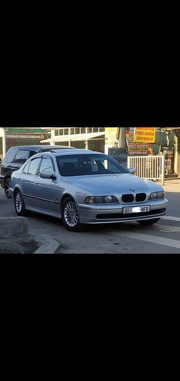 BMW 530 3 л. 1999 | 288999 км