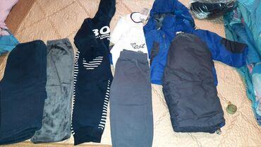 Одежда для мальчика: зимний костюм до года, кофточки и штанишки