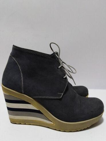 Cipele na platformu - Srbija: ITALY Maria kožne platforme,prirodna fina mekana 100%koža i spolja i