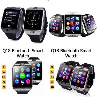 Najnoviji q18 smart watch - pametni sat -mobilni telefon  novo, - Kragujevac - slika 7
