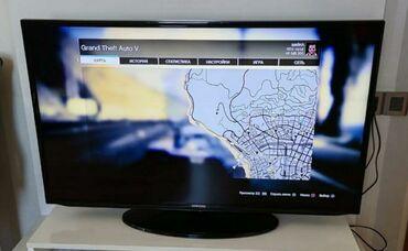 TV SAMSUNG 117 ekran .Ünvan - 7mkr.Ciddi şəxslər whatsappa yazsın