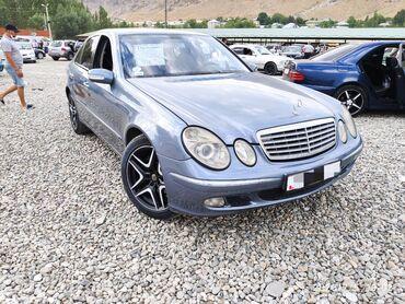купить двигатель мерседес 124 2 5 дизель в Кыргызстан: Mercedes-Benz E-Class 2.7 л. 2003 | 370000 км