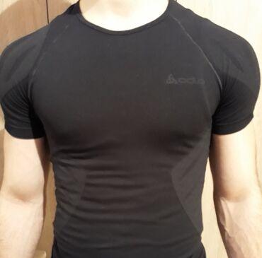 Majica muska adidas - Srbija: Odlo-gym training mans T-Shirt made in Norway-Oicna muska majica od