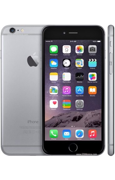 Apple 6 64GB без комплекта и коробки в Бишкек