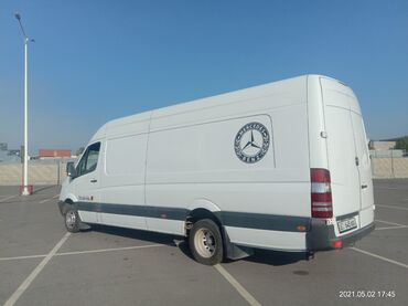 Mercedes-Benz Sprinter 2.2 л. 2009 | 5555 км