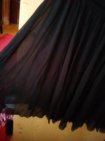 midi keyboard - Azərbaycan: Qara yubka midi черная юбка миди
