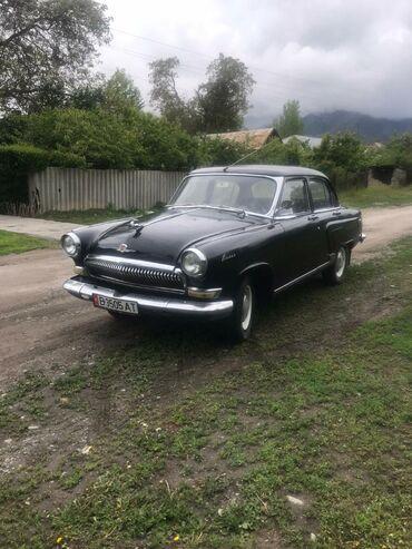 в Кашат: ГАЗ 21 Volga 2.4 л. 1961 | 77777 км