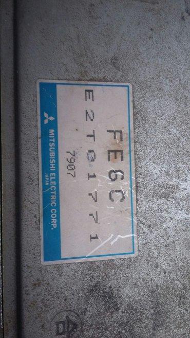 Э. б. у. митсубиси на мазду 626 (переходку) в Бишкек