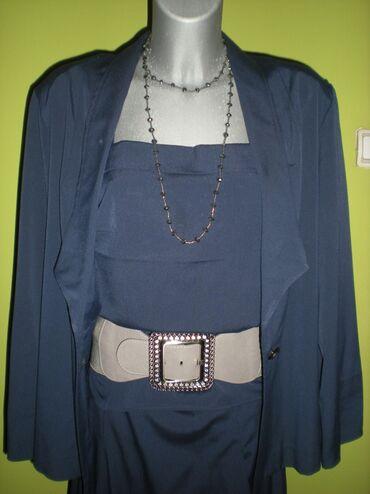 Majica na bretele - Srbija: TRODELNI KOSTIMVeoma lep i kvalitetan kostim.Sastoji se od suknje na
