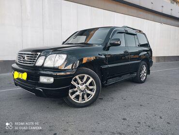 Lexus - Бензин - Бишкек: Lexus LX 4.7 л. 2003 | 168000 км