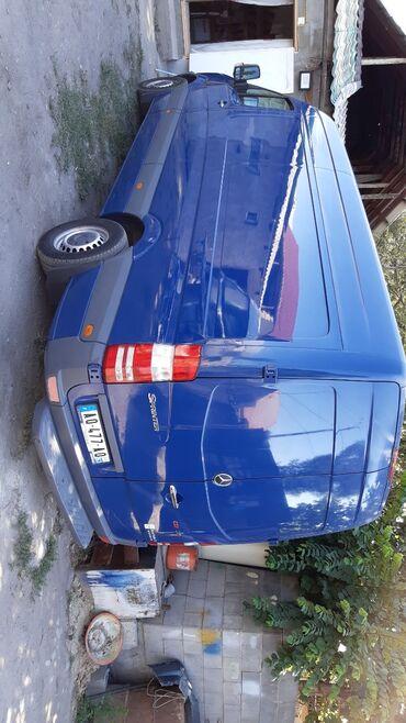 Купить бус спринтер грузовой - Кыргызстан: Mercedes-Benz Sprinter 3 л. 2009 | 252000 км