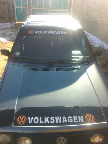 Volkswagen Golf 1984 в Кызыл-Суу