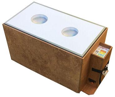 вентилятор для инкубатора в Кыргызстан: Инкубатор «Блиц-120» предназначен для инкубации 120 куриных яиц, 40