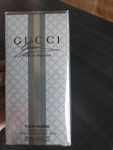 GUCCI EdT Spray Made to Measure 90 ml - Belgrade