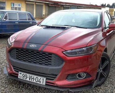 Ford Fusion 2 l. 2014 | 140000 km