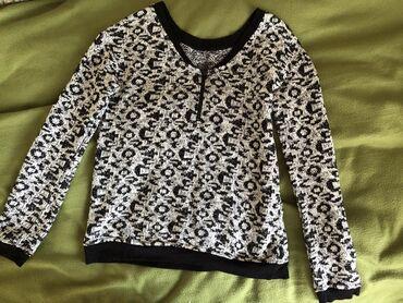 рубашка от mexx в Кыргызстан: Трендовая блузка от Bershka Размер M Состояние-отличное  Носила пару р