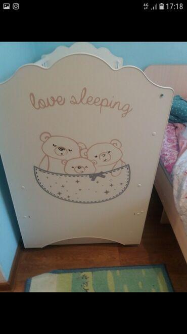 продленка для детей в Кыргызстан: Детские кровати   Кровать