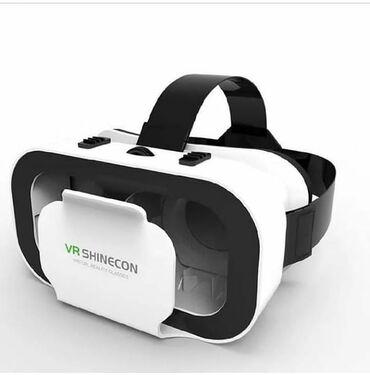 Digər foto və video aksesuarlar Azərbaycanda: VR box, virtual dünyaya geniş baxış. qiymet: 22aznÇeşidli və orginal