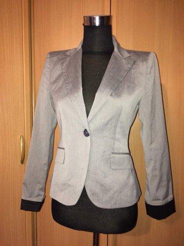 Шикарный пиджак со штатов р42-44 800с в Бишкек