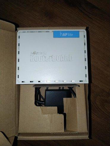роутер-tp-link-740 в Кыргызстан: Роутер Mikrotik супер+ Tp Link состояние нового. Фото свое. Обмен на