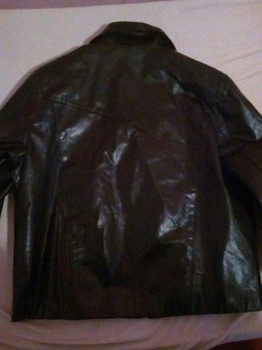 Kozna jakna muška vel.2XL. 7000din. - Nis