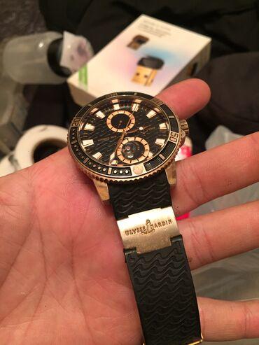 Бронза Мужские Наручные часы Ulysse Nardin