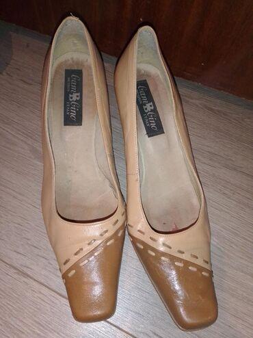 Ženska obuća | Zabalj: Cipele i patike. Broj 40. Ocuvane. 400din za sva tri para
